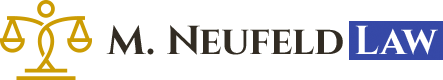 Logo of M. Neufeld Law
